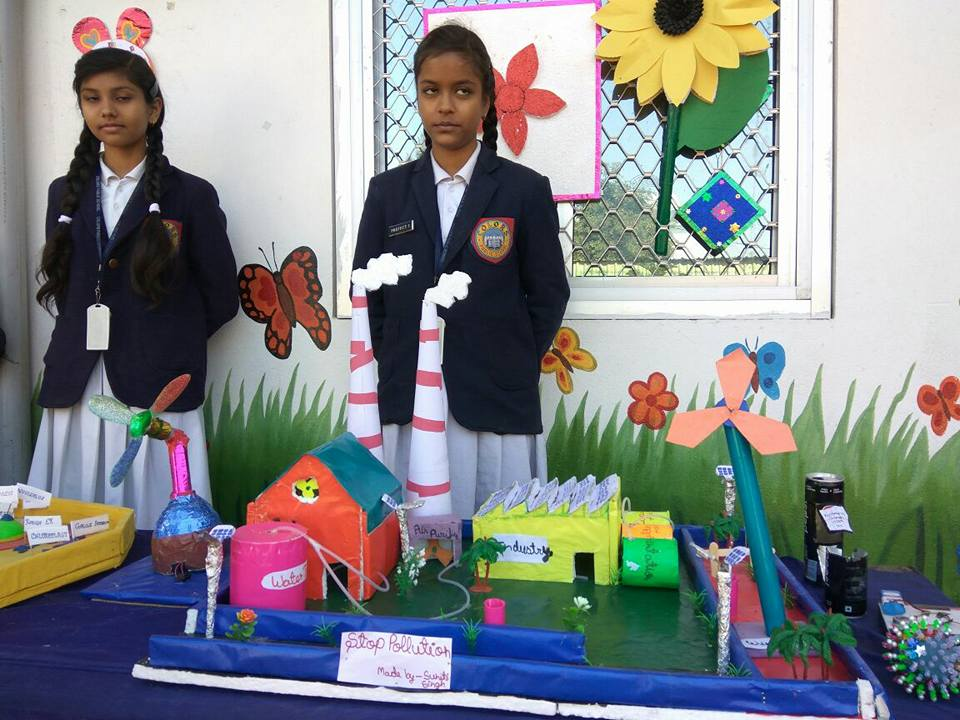 Educational Activities at Colors Public School.